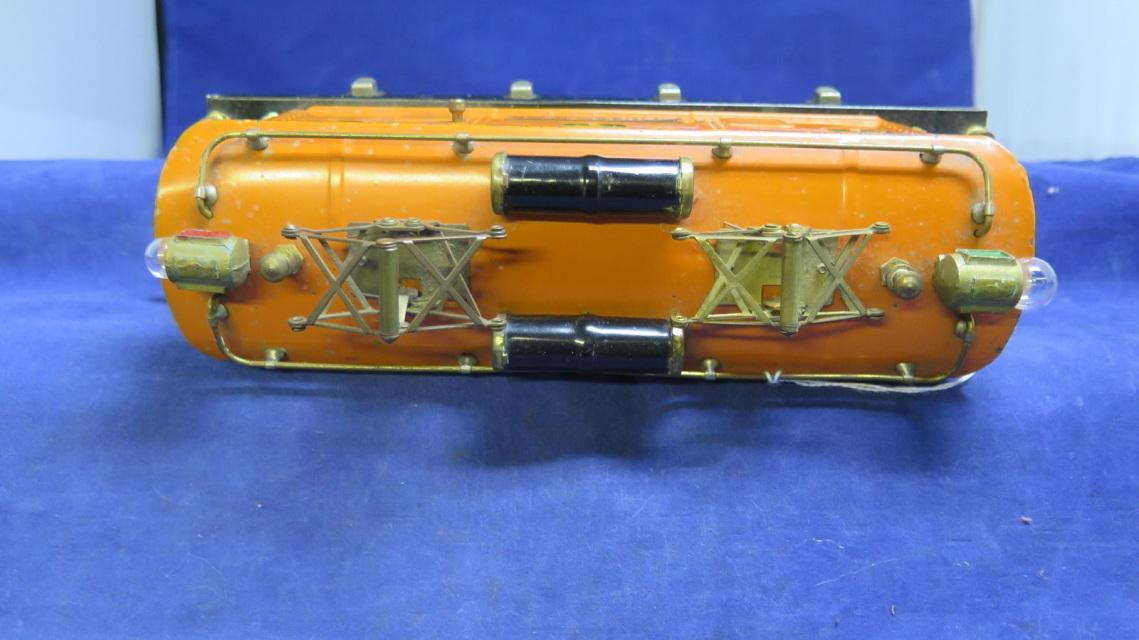 Lionel Prewar 256 Large Twin Motor Electric